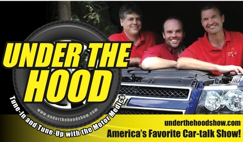 Check out Under The Hood on Facebook
