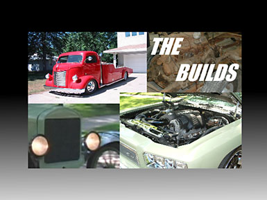 Pictures of Hot Rods We Built