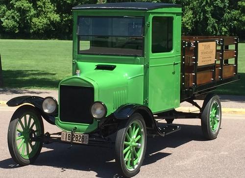 Russ' 1925 Model TT Truck