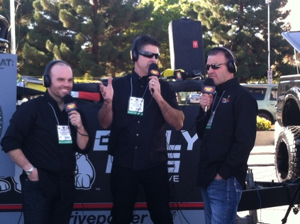 Reporting From The SEMA Show