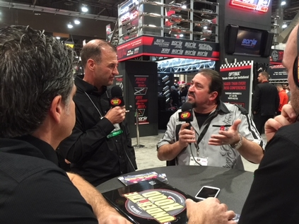 We interviewed Dave Tucci from Tucci Hot Rods