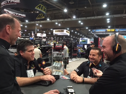 SEMA Interview With Dave Tucci and Optima Street Car Challenge