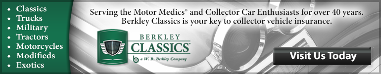 Berkley Classics Car Insurance Under The Hood Show