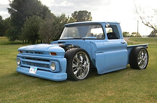 1960 Chevy Truck Hot Rod Low Rider