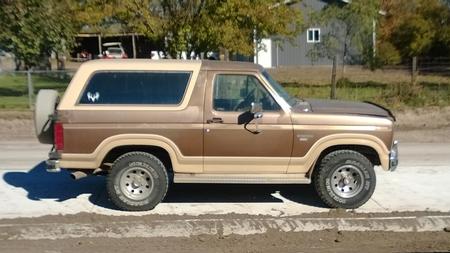Our Nebraska Hoodie Sandras 86 Bronco