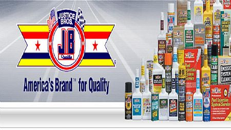 Justice Brothers Car Care Products