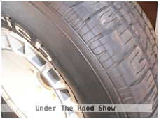 Daily Car Repair and Advice Tips Question 8 Tires and 4wd