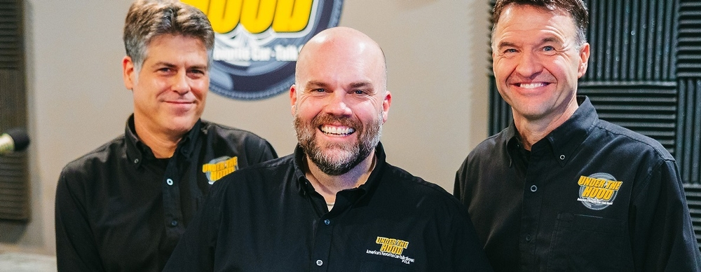 Under The Hood Car Talk Show Hosts