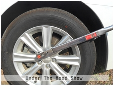 Daily Car Repair and Advice Tips Question 15 Retorquing Wheels